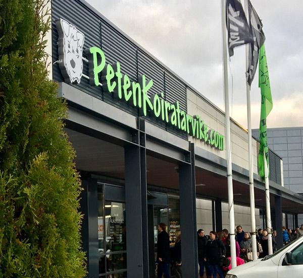 PetenKoiratarvike.com avattu!