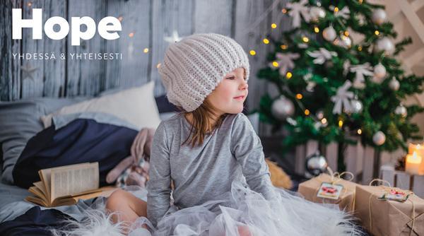 HOPE-Joululahjakeräys 23.11.